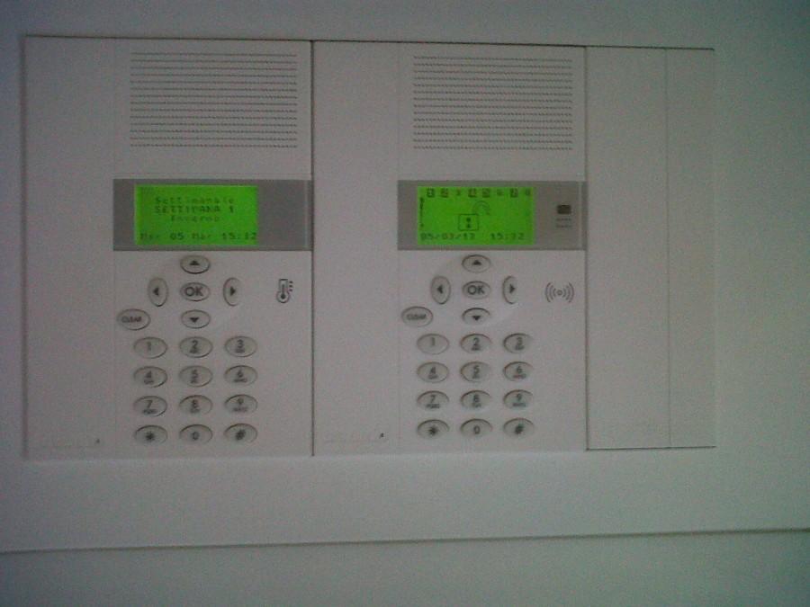 Immagine 4/4  Impianti elettrici domotici